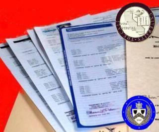 Fake Diploma + Transcripts