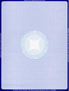 Official Transcript Security Paper